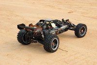 2014 New1/5 2 WD Remote fuel vehicles Bajas Remote control carWith 2-CH 2.4G radio System, 2400mAh 6V Ni-MH battery + Charger