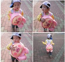 NEW  HOT kobito-dukan   Backpack  Children's bags 35x25cm   P TAOZIJUN  bag   Children's toys  free  shipping(China (Mainland))