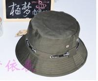 Promotional bucket hat classical fishman cap foldable save space good for travel MOQ 1pcs mix color