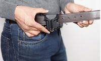 DSLR Camera Hard Plastic waist belt buckle button,camera hanger Belt Clip Holster Holder fast loading rig for Canon nikon etc