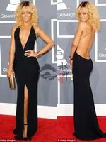 Free shipping kim kardashian Fashion  black formal    evening long maxi summer women    sexy bandage dress