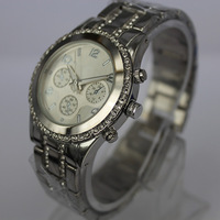 New Arrivals Women Watches,GENEVA Steel belt Watches,Fashion Gift Watch,Free Shipping Dropshipping