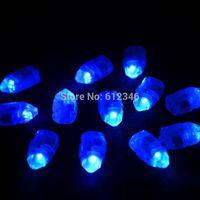 Free shipping,50pcs/lot Blue LED Balloon Light,LED Balloon Light for Paper Lantern Balloon,LED Party Decoration Light