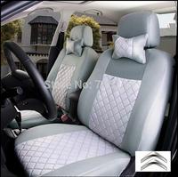 LBS 10 PCS  Citroen C2 C4 C3 C5 Picasso, Elysee Triumph Emulation silk + sandwiches seat car cover