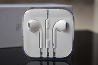 100% Guarantee Original and Brand New Headset Earpods Earphone For iPhone 5 5S 5C Free Shipping