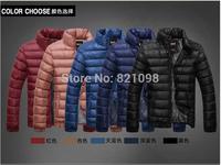 Men Outdoors Fashion Casaul Coat Leisure Windproof Parkas Winter Autumn Thick Warm Cotton Sports Jogger Sweatshirts Jacket