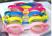 children Waterproof anti-fog silicone Swim Eyewear/goggles