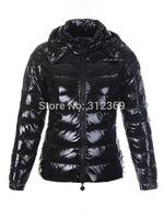 Winter Jacket Women Down Jacket Warm Winter Coat Fashion 2014 New Arrival Brand Ladies Down Parkas Black Pink Lady Down Coat