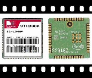 New original 2PCS SIM900A GSM/GPRS SIMCOM module(China (Mainland))
