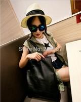 New wave of minimalist fashion shopping bag large bag retro wild shoulder bag handbag handbag