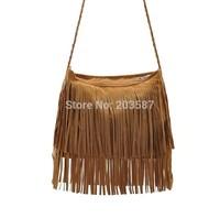 New 2014 Hot Sale Tassel Women messenger  shoulder-bags  Fashion casual-bag women bag
