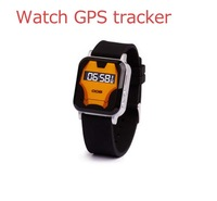 2014 New arrive Child kind High quality Watch Wristwatch Tracker GPS GSM Quad Band personal tracker Enough small Enough hidden