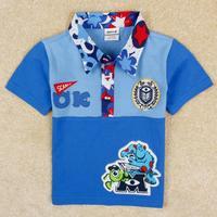 NOVA kids Monsters University boy short sleeve T-shirt C4995Y#