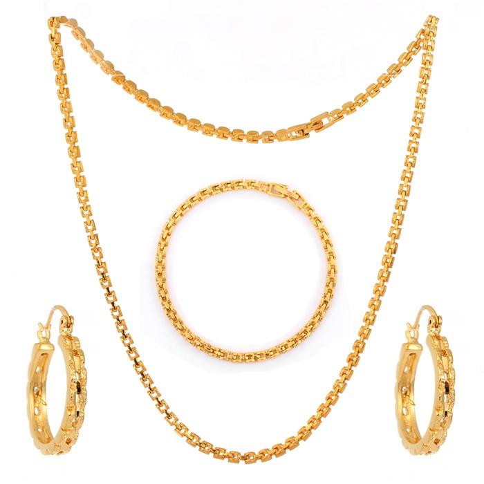 Best Quality Wholesale New Women Wedding Statement Jewelry 18k ...