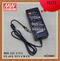 MEAN WELL GS90A24-P1M 90W AC-DC Single Output Desktop