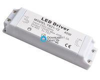 LED Driver DC 12V 40W 3.3A Power Supply Transformer For MR16 MR11 12V Light Bulb