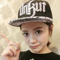 Brand new 2014 Hot Sale Unisex Street swagg B-BOY Snapback hats Men/Women Hip Hop cap Baseball caps 3 Colors Free shipping