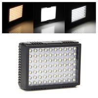 New 70 LED Video Light for Camcorder DV DSLR Camera Photography Dimmable DC 7V-12V
