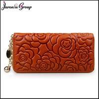 New 2014 Fashion Women Wallets Genuine  Leather Purses for Ladies Card Holder Female Long Wallet Designer Bolsas carteira