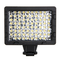 Video Light Lighting Lamp 76 LED With Filters for Camera Camcorder 6V 2.9W