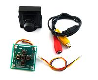 700TVL HD Mini RC Camera 1/3 SONY CCD EFFIO-E w/ OSD Menu For Rc Helicopter Multicopter Car FPV   NTSC System