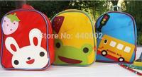 50pcs Messenger BAG Children Aslant bags sling bag Kids Cartoon satchel KIDS haversack