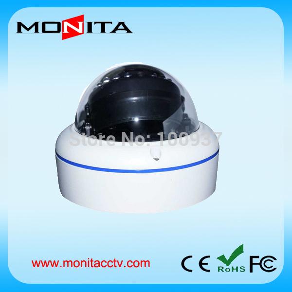Free Shipping 720P Iron Dome IP Camera Support HDMI Wifi 1 Megapixel Onvif P2P IP Camera(China (Mainland))