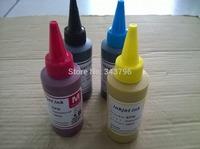 100mlx4pcs dye Sublimation ink for Epson WF7010, C84/C86/C88/C120/WF30,3D Vaccuum machine polyester fabric or hard ceramic tile