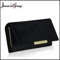 Jaron Group Women Wallets Genuine Leather Mix Real Fur Bag Female Leather Purses Card Holder Ladies Long Wallet Bolsas carteira