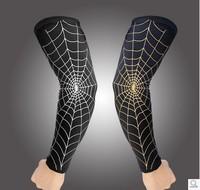 Sports Safety AI3 Iverson classic basketball armband cobwebs training elbow knee elastic protective arm