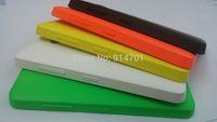 (Orange/Black/Green/White/Yellow) Back Housing Cover For Nokia lumia 630