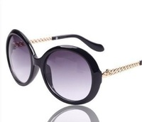 free shipping vintage designer Oval sunglasses high quality cheap sunglasses for sale