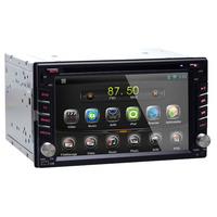 HD Capacitive Screen Andorid Car Tape Recorder+GPS Navi+IPOD+DVD+FM/AM Radio+RDS+Steering Wheel Control+IPOD+3D Map
