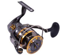 New Arrival HAIBO Brand 6+1 Ball Bearings 8000 Series Spinning Boat Fishing Reel Fish Wheel