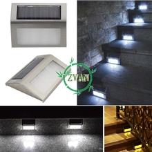 Waterproof LED Solar Light Garden Lights Outdoor Landscape Lawn Lamp Solar Wall Lamps Solar Lights Free Shipping SV004501 #(China (Mainland))