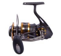 Promotion HAIBO Brand 6+1 Ball Bearings 6000 Series Technology Spinning Boat Fishing Reel Fish Wheel For Feeder Fishing