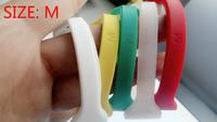 5006 no tracking number silicone hologram Powerful ion bracelets, Energy Balance silicone power energy bracelet