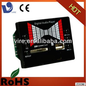 VIRE professional LT-03 mp3 usb fm module sound(China (Mainland))