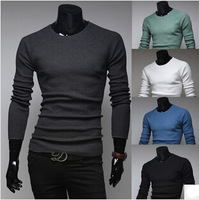 4 Colors Winter Fashion Brand Men Women O Neck Knitting Solid Leisure Sweaters Slim Turtleneck Men's Pullovers Sizes M-2XL AX725