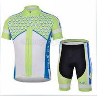 Bike Cycling Clothing Bicycle Wear Suit Short Sleeve Jersey + (Bib) Shorts S-3XL  CC1007