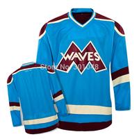 """Mighty Ducks """"Bombay"""" Waves Balnk  jersey"""