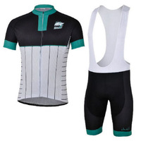 Bike Cycling Clothing Bicycle Wear Suit Short Sleeve Jersey + (Bib) Shorts S-3XL  CC1011