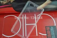 For sony Z1 mini rubber case,clear little diamond soft TPU case for sony xperia z1 mini cover compact sony Z1 mini M51W CASE