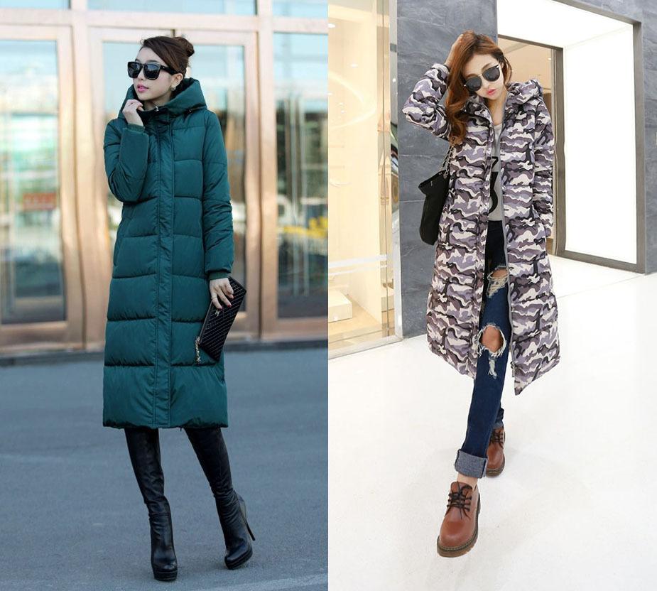 Женские пуховики, Куртки 8colors, Outerware HC576 женские куртки