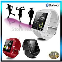 Uwatch U8 Smart Wristband Bluetooth Smart Wrist Watch Phone Mate For IOS Android Samsung HTC Iphone