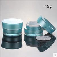 5C2 15G bule ACRYLIC cone-shape cream jar , cosmetic container,Cosmetic Jar,Cosmetic Packaging