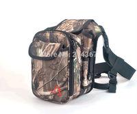 JM680 Outdoor Safari Hunting Backpack Realtree Camouflage Waist Bag Backpack Fishing Camo Waist Bag