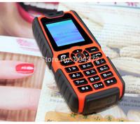 1.77 inch screen MTK6250D xiaocai X6 30MB+30MB 0.3MP Camera Dual SIM Long Time Standby Dustproof Feature Mobilephone