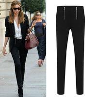 New arrival 2014 autumn women's casual pants pencil  female ultra elastic skinny pant trousers classics