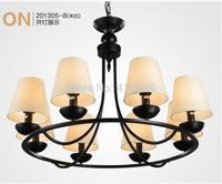 American style pendant light fashion lamp american rustic iron lamps simple european vintage restaurant lights living room